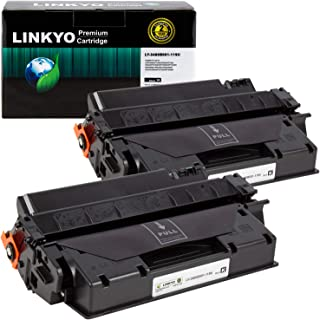 Best LINKYO Compatible Toner Cartridge Replacement for Canon 119 II 3480B001AA (Black, High Yield, 2-Pack) Review
