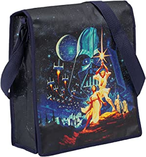 Vandor Star Wars: A New Hope Recycled Messenger Tote (99107)
