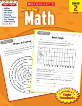 Scholastic Success with Math, Grade 2 (Scholastic Success with Workbooks: Math) PDF