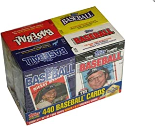 MLB 1996 Topps Mickey Mantle Commemorative Set (440 Cards)