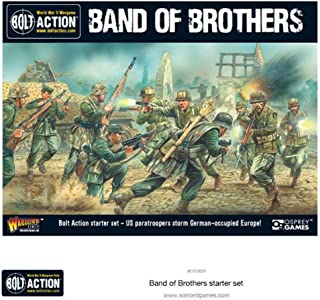 Bolt Action 2nd Edition - Band of Brothers Starter Set (Warlord Games)