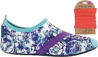 Womens Shoes with FITWRIST Wallet, Cloud Burst Shoe