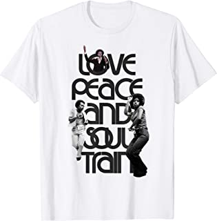 Boogie Dance Train Love Soul Tees T-Shirt