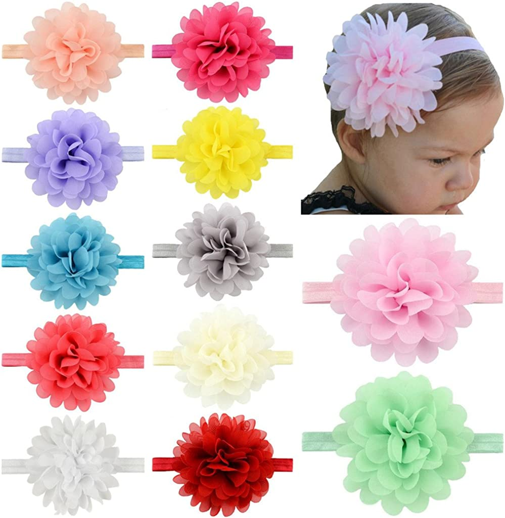 Baby Headbands Turban Knotted Girl's Newborn Todd Factory outlet Hairbands Limited time for free shipping for