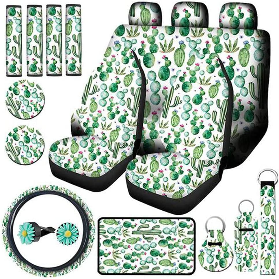 Sale special price Sunflower Car Seat Cover Set C Luxury goods Universal Auto Mats