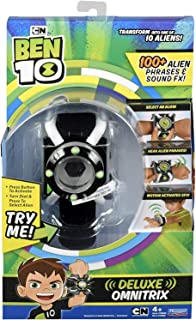 Ben 10 Basic Omnitrix Role Play Smart Watch Toy - 4 Years & Above, 76900