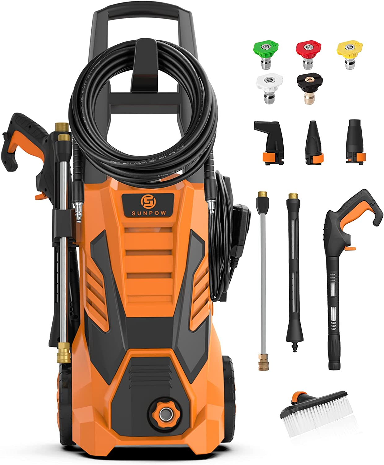 OW Pressure Washer 3000 PSI