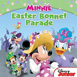 Minnie:  The Easter Bonnet Parade (Disney Storybook (eBook))