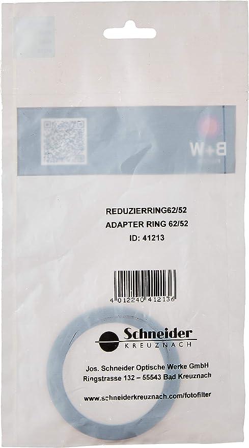 B W 69439 Filter Adapterring Schwarz 67 Auf 62 Mm Kamera