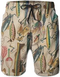 XUJ YOGA Great Gift Men Quick Dry Summer Beach Shorts Surfing Swimming Trunks