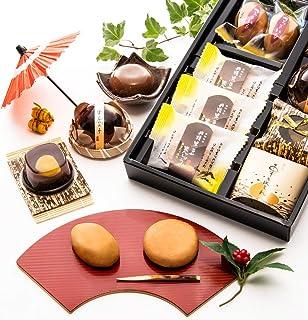 [創味菓庵] 和菓子 ゼリー まんじゅう 季節の詰合せ しょうとうか 小 5種 9個 国産 [包装紙済] 送料無料