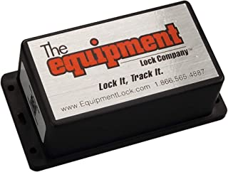 $59 » The Equipment Lock GPS Tracker & Software - Military Grade Tracking Device for Vehicle, Car, Truck, Motorcycle, Cargo Cont...