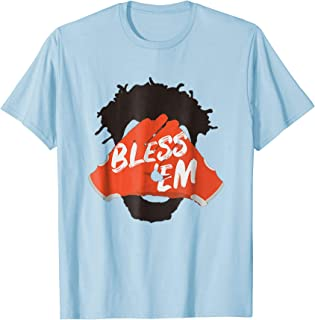 Vintage Bless 'Em Browns Football Shirt