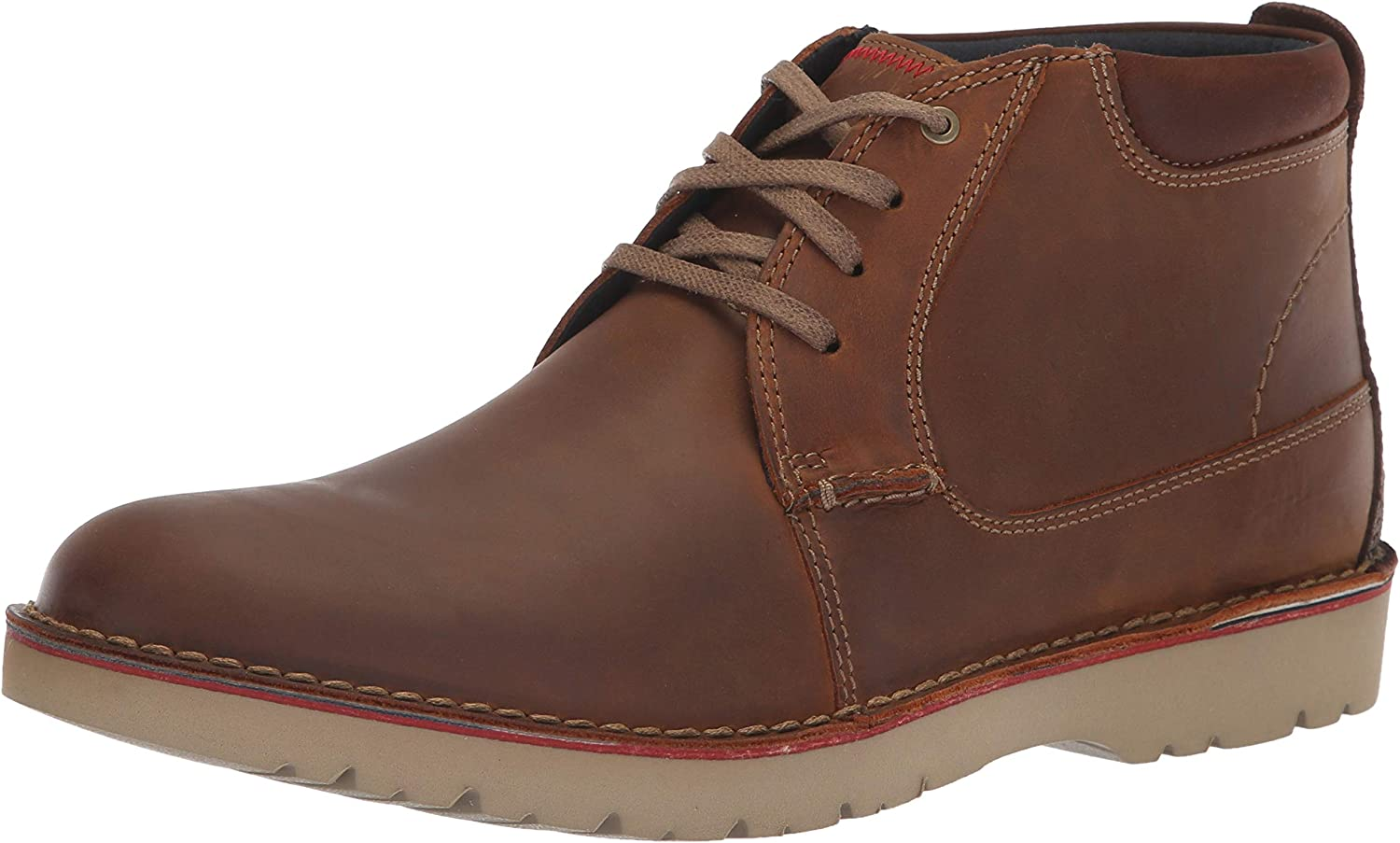 All items free shipping Clarks Men's Vargo Mid Max 60% OFF Ankle Boot