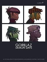 Best gorillaz sheet music Reviews
