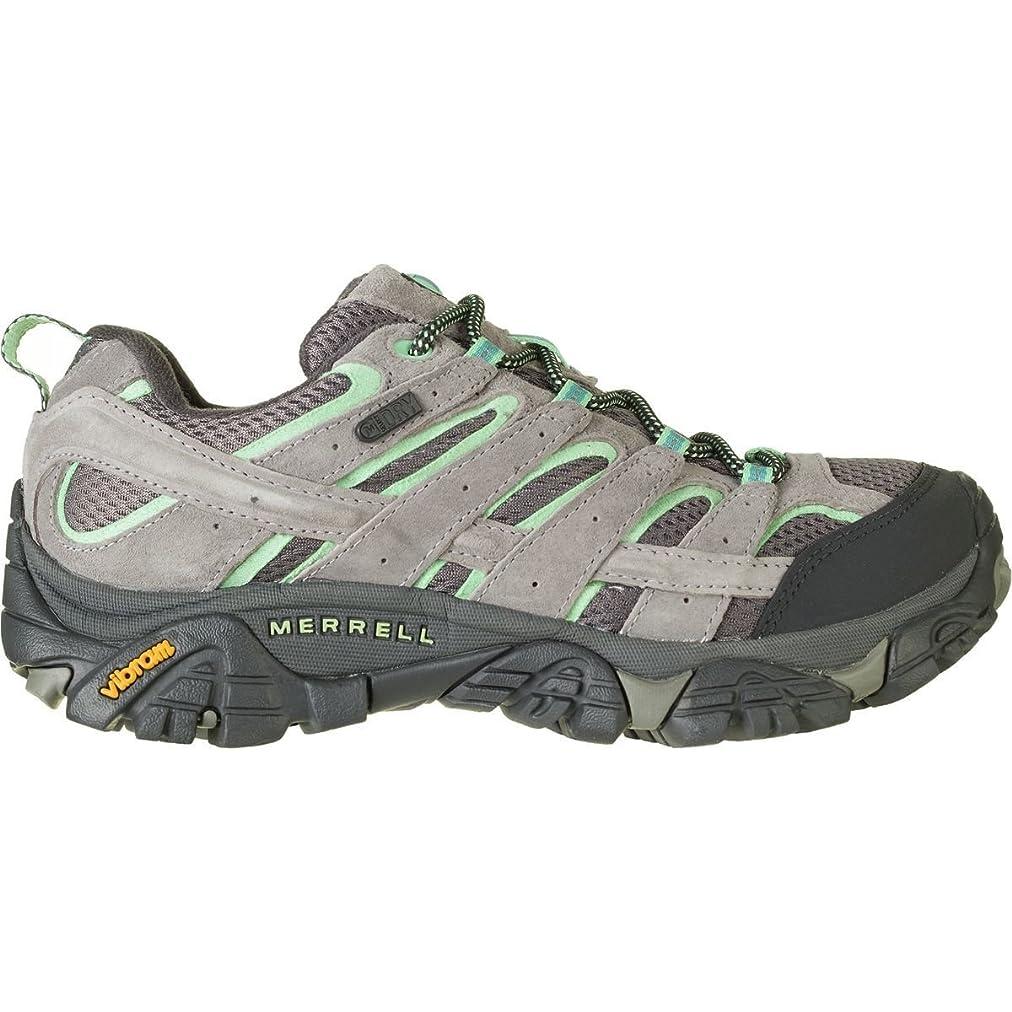洗剤作成者以下メレル バッグ バックパック?リュックサック Moab 2 Waterproof Hiking Shoe - Women's Drizzle/Mi 139 [並行輸入品]