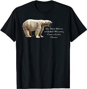Funny Polar Bear T-shirt