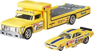 Hot Wheels Team Transport Retro Rig