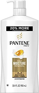 Pantene Pro-V Daily Moisture Renewal 2 In 1, 30.4 Fl Oz