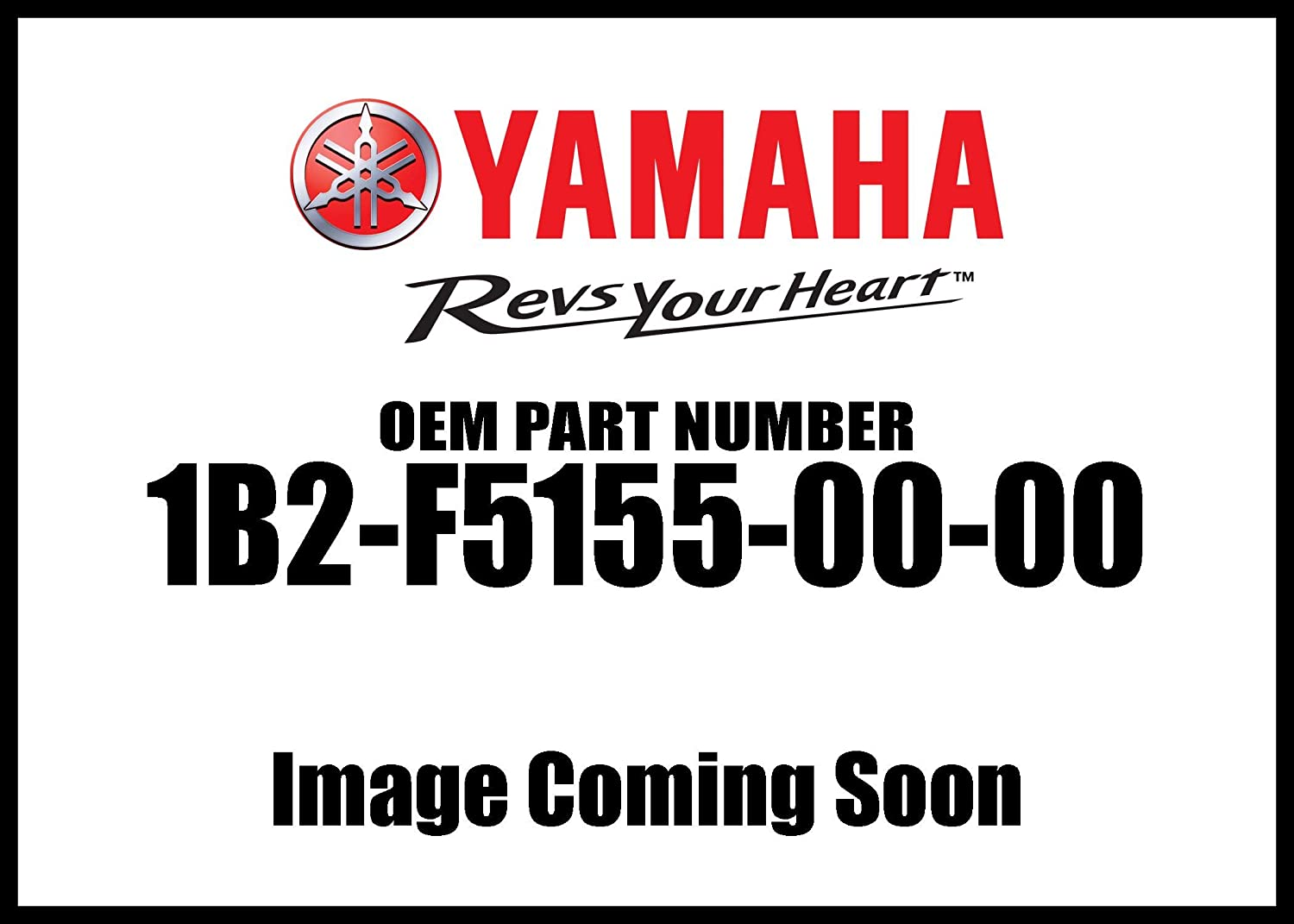 Yamaha 1B2-F5155-00-00 Memphis Mall Lever Camshaft 1; Y Financial sales sale 1B2F51550000 Made by