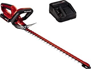 Sponsored Ad – Einhell GE-CH 1846 Li Kit Power X-Change Cordless Hedge Trimmer with 46 cm Cutting Length