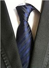 mustard tie blue suit