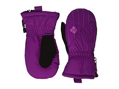 Columbia Kids Chippewatm II Mitten (Toddler) (Bright Plum) Over-Mits Gloves