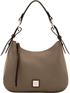Dooney & Bourke Becket Riley Hobo Shoulder Bag - Taupe