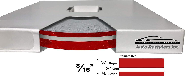 Tan 3M 8//16 x 150 Automotive Vinyl Pinstriping Tape