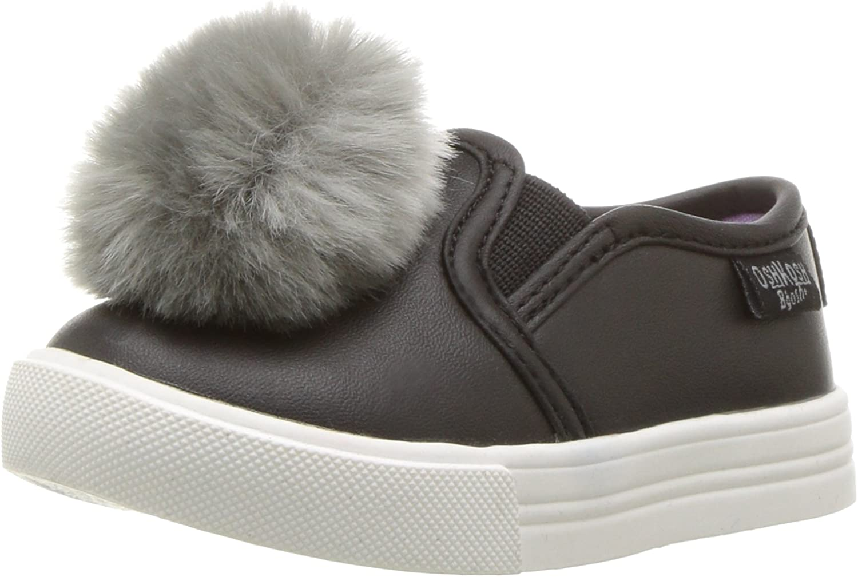 Max 76% OFF OshKosh B'Gosh Unisex-Child Edie Genuine Slip-on Sneaker Girl's