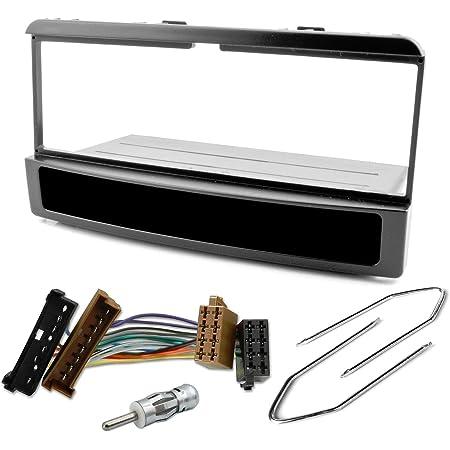 Tomzz Audio 2415 026 Radioblende Set Kompatibel Mit Elektronik