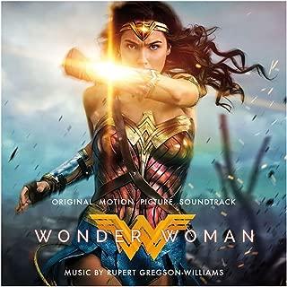 Wonder Women Original Motion Picture Soundtrack Exclusive Cover Art