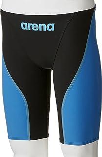 arena(アリーナ) メンズ 競泳用 水着 ハーフスパッツ アクアフォース フュージョン2 ARN-7011M BKBU M