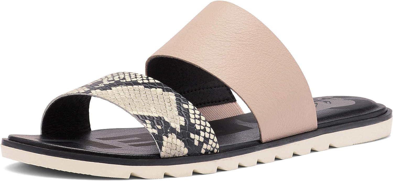 Sorel Ella II Slide Directly managed store Sandals Vapor for Women free shipping Mauve -