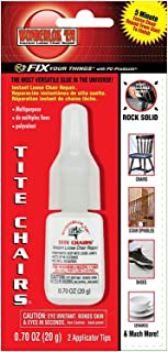 PC Products 208113 PC-Products Wonderlokking Tite Chairs, Adhesive for Chair Joint and Furniture Repair by PC-Products, 20...
