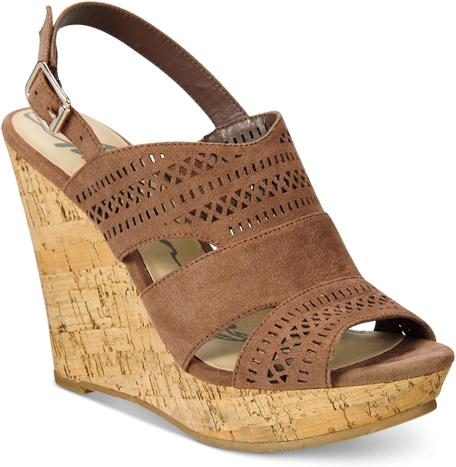 American Rag Mirranda Platform Wedge Sandals