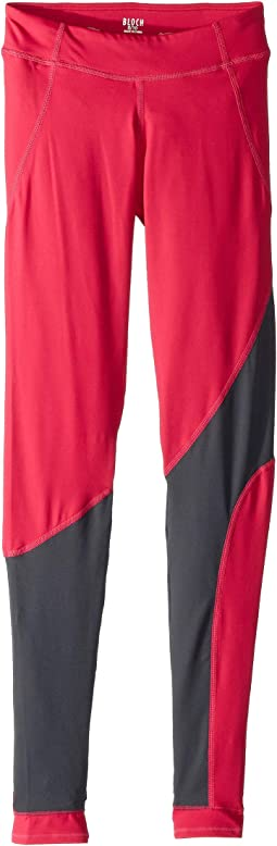 Two-Tone Leggings (Little Kids/Big Kids)