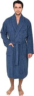 Best men's heavy cotton bathrobe Reviews