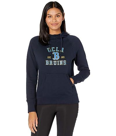 Champion College UCLA Bruins University 2.0 Fleece Hoodie (Marine Midnight Navy) Women