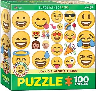 EuroGraphics Joy Emoji (100 Piece) Puzzle