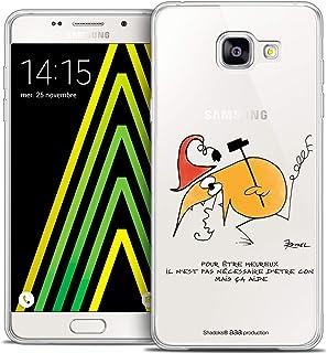 Samsung Galaxy A5 2016 Case, Ultra Thin Shadoks to Be Happy