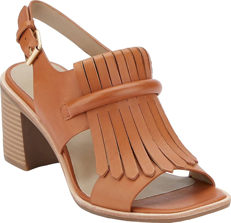 G.H. Bass & Co. Womens Reagan Dress Sandal