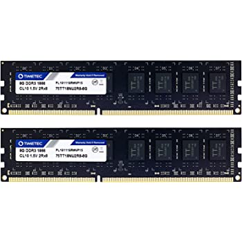 8GB DDR3 Memory for Intel DZ77GAL-70K Motherboard PC3-12800 1600MHz Non-ECC Desktop DIMM RAM Upgrade PARTS-QUICK Brand