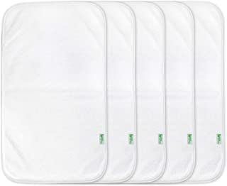 Green Sprouts Stay-Dry White Set