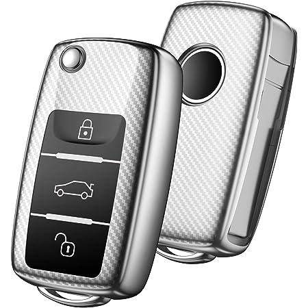 Oatsbasf Autoschlüssel Hülle Vw Vw Golf Elektronik