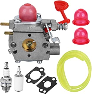 Gas Blower Carburateur, Carburateur Kit Vervanging 545081855 voor Craftsman 358794600 25CC 200Mph/430 CFM Gas Blower