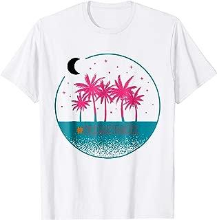 Shirt made to match Jordan 8 south beach
