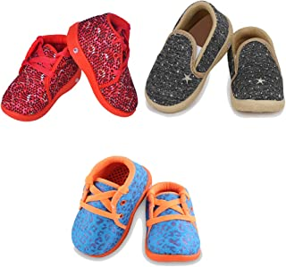 NEOBABY Causal Shoes Combo Pack Resin for Kids Boys