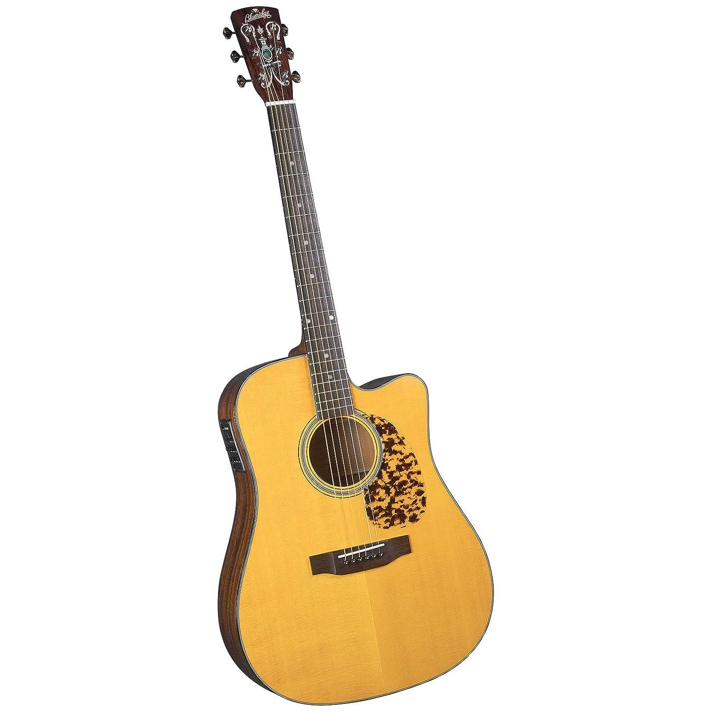 Blueridge Guitars BR-140CE Historic Series Cutaway Acoustic-Electric Dreadnought Guitar