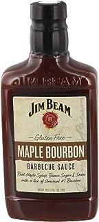 Jim Beam Maple Bourbon BBQ Sauce 510 g